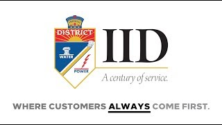 IID - Where Customers Always Come First