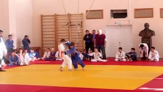 В Хабаровске прошли крупнейшие детские соревнования по дзюдо