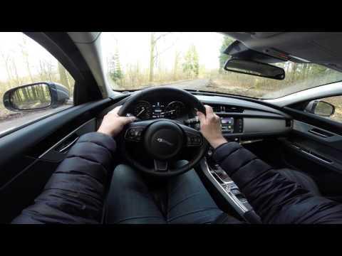 Jaguar XF Portfolio 3,0 TDV6 RWD
