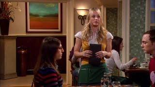 The Big Bang Theory - Please don't touch my breasts