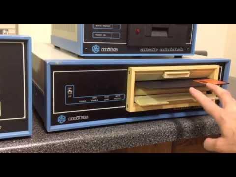 Altair FDC+ Enhanced Floppy Disk Controller - Full Demo