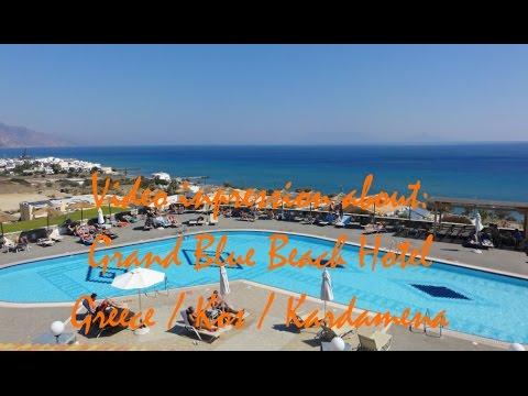 Hotelvideo   Grand Blue Beach *****   Kardamena - Kos