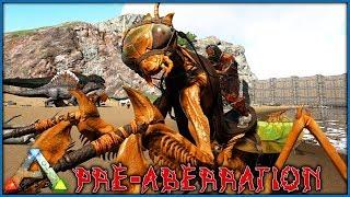ARK: Pre-Aberration #21 🐉 MANTIS TAMING & GUTE ZUCHT | Ark Survival Evolved [Deutsch]