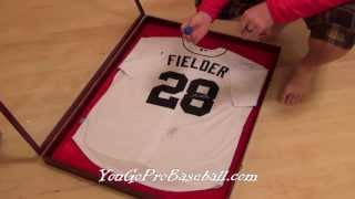 How To Frame A Baseball Jersey For A Lot Less Money