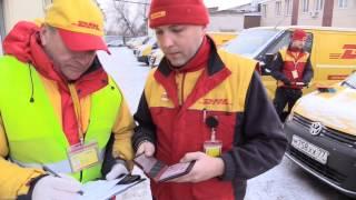 видео DHL - Международная экспресс-доставка