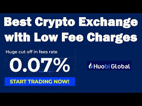Best Crypto Exchange with Low Fee Charges   Huobi Global