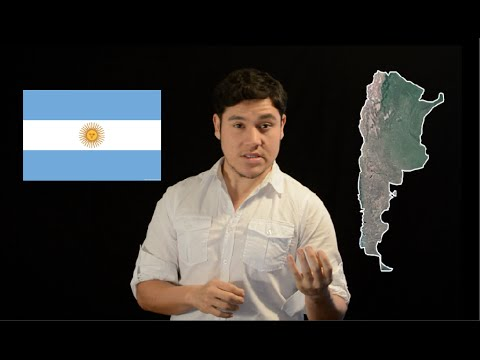 Geography Now! Argentina