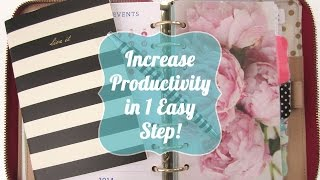 Increase Productivity in 1 Easy Step! | Parkinson