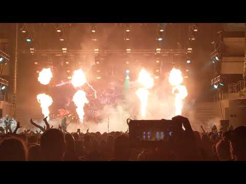 Slayer - War Ensemble - Sioux Falls, SD 11/15/19