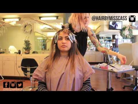 Dyed My Hair Vlog  Jdguzmnmua