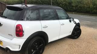 2012 S MINI COUNTRYMAN 1.6 COOPER S ALL4  FOR SALE | CAR REVIEW VLOG