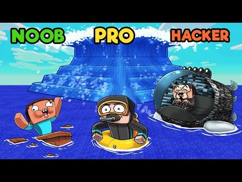 minecraft---tsunami-base-challenge!-(noob-vs-pro-vs-hacker)