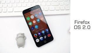 Retro Review: Firefox OS 2.0 und das Alcatel One Touch Fire - Moschuss.de