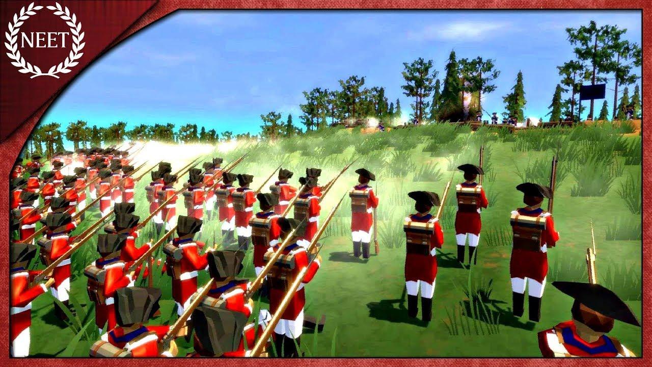 Rise of Liberty - アメリカ独立戦争 バンカーヒルの戦い - YouTube