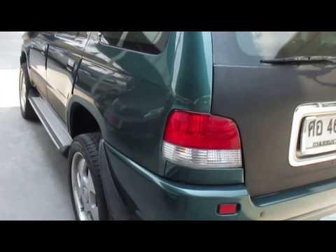 รถอเนกประสงค์มือสอง รถราคาถูก TOYOTA (โตโยต้าไฮลัก) Hilux SportRider ปี2000#UC79