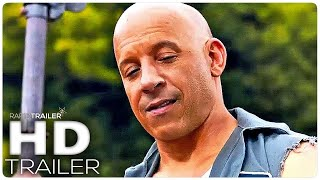 FAST AND FURIOUS 9 Trailer Teaser #2 (2020) Vin Diesel, Action Movie HD
