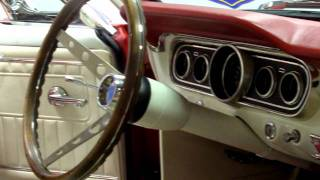 1965 Ford Mustang Fastback 289 Classic Muscle Car for Sale in MI Vanguard Motor Sales