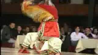 Danza de las Tijeras en el Brisas del Titicaca