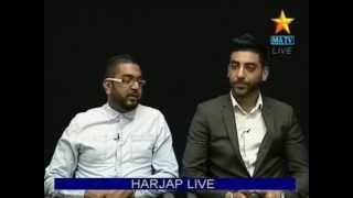 Live With Harjap - VP Ents With Gin & Rees (Part 2)