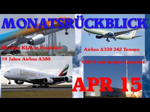 Monatsrückblick April 2015 [FullHD]