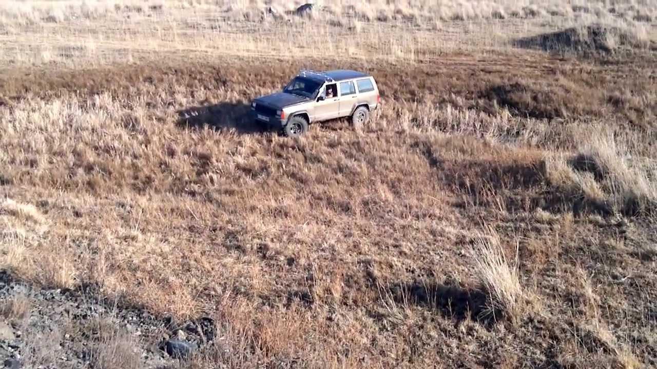 jeep cherokee xj 94 part 2 джип чероки