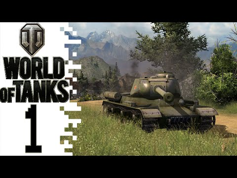 World Of Tanks (Xbox One) - EP01 - Boom!