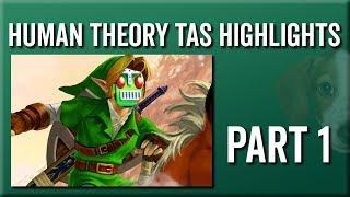 Human Theory TAS Highlights - Part 1