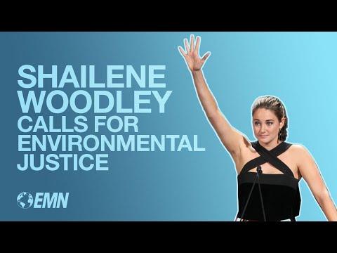 Shailene Woodley's Speech at the 2016 Environmental Media Awards