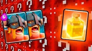 Redstone Lucky Blocks con CURACIÓN | Barbaros de Elite Desafío de la Suerte Especial - #215