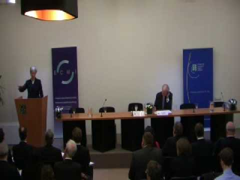 2nd part - Christine Lagarde at CEPS on 18 March 2010