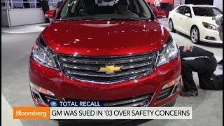 GM Clampdown on Whistle-Blower Revealed