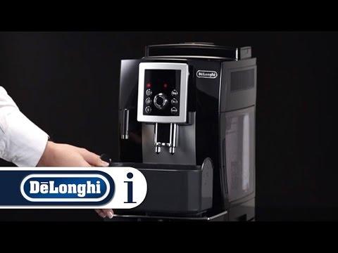How to descale your De'Longhi Magnifica S ECAM 23.260 coffee machine