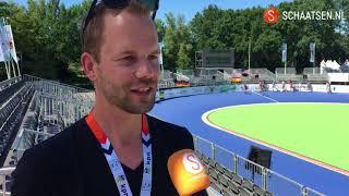 WK Inline-skaten: voorspellen met Jan van Loon dag 3