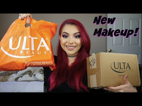 Massive Ulta Haul   Whats New at Ulta New makeup coming Out!