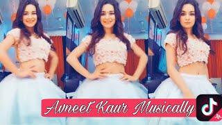 Avneet Kaur (Yasmine) funny TikTok videos   Avneet Kaur Musically   Fun Villa