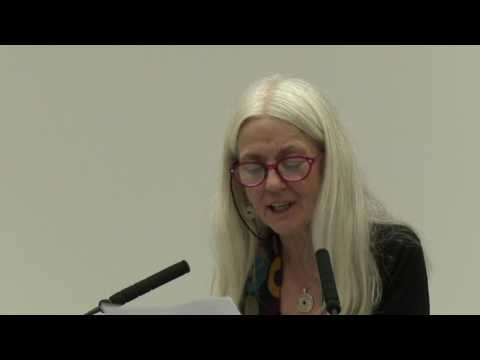 "Professor Paula Meehan reads her lecture ""Planet Water"" (2015)"