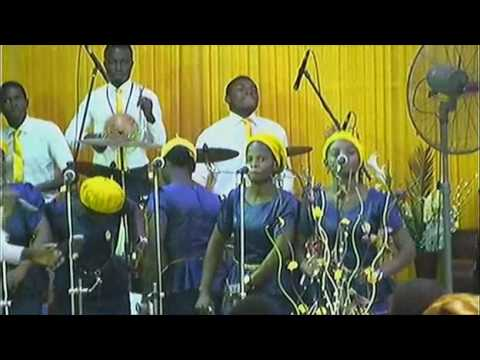 Yoruba High Praise by Rhema Voices of CAC Living Sanctuary  (21-08-2016)