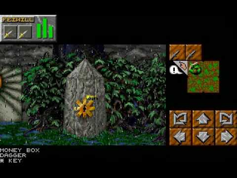 Let's Play Dungeon Master 2, p. 1: Setting Off into the Rain - YouTube