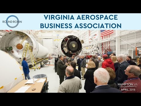 The Virginia Aerospace Business Association's Doug Cook talks business and growth