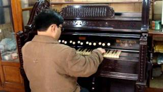 Pedal Organ Played  By  Subhankar.MPG