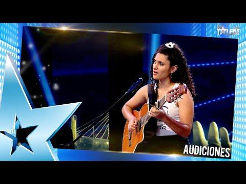 LUCÍA interpretó el himno judío Hatikvah y conmovió con su VOZ