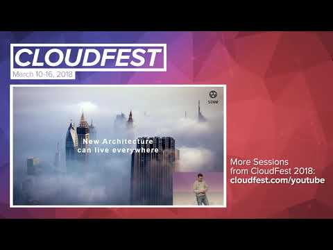 CloudFest 2018: Decentralized fog computing: A step into the future with SONM