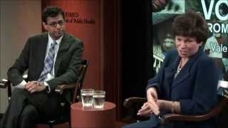 Career Advice for Women in Leadership | Valerie Jarrett, Senior Advisor to President Obama