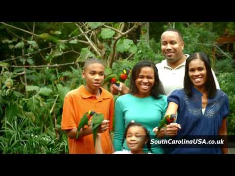 Discover South Carolina with My America Holiday