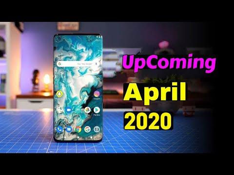 Top 5 UpComing Smartphones In April 2020 ! Best Mobiles 2020