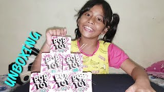 Baixar UNBOXING POP TOY PINK BY NAIFA RAIN - DAPAT SENDAL ?!