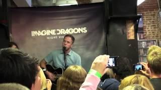 4 Radioactive Imagine Dragons Independent Records Denver 8 31 2012