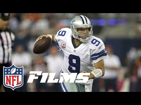 #9 Tony Romo | Top 10 Dallas Cowboys of All Time | NFL Films