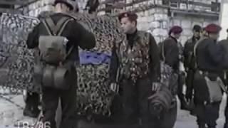 Srebrenica-Skorpioni,  Strijeljanje  Bosnjackih civila  juli 1995 Komplet operacija!