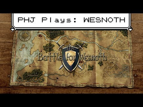 The Battle For Wesnoth //